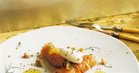 cuisiner l anguille nems de saumon fumé à l 39 anchoïade d 39 anguille