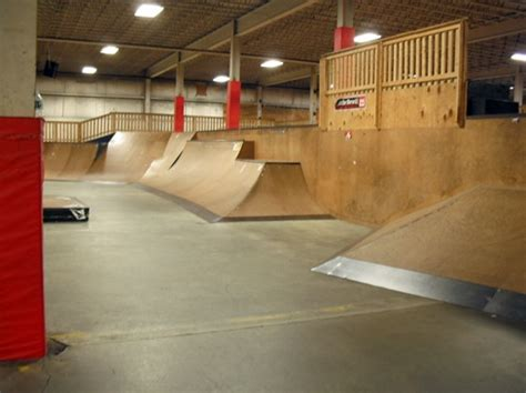 skaters edge indoor skatepark taunton