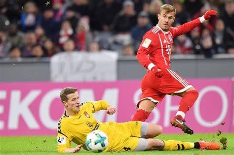Niklas dorsch (born 15 january 1998) is a german professional footballer who plays as a midfielder for belgian club k.a.a. Niklas Dorsch wird den FC Bayern wohl verlassen