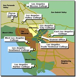 LACCD Colleges