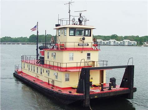 Tow Boat History by Towboats