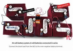 Golf Cart Battery Cable Hook Up  Golf Cart  Golf Cart Hd
