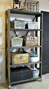 Industrial, Shelves, And, Racks, To, Make, For, Your, Home