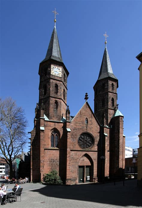 Hochschule kaiserslautern university of applied sciences schoenstraße 11 67659 kaiserslautern. File:Kaiserslautern-Stiftskirche-04-gje.jpg - Wikimedia ...