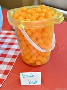 Easy Beach Party Ideas
