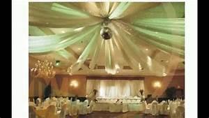 Décoration De Mariage Pas Cher : decoration de mariage pas cher youtube ~ Teatrodelosmanantiales.com Idées de Décoration