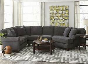 havertys sectional sofa brew home With xander sectional sofa