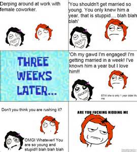Stupid Co-Worker Meme
