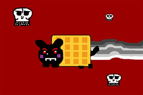 Evil Nyan Cat By Zoey113 On Deviantart