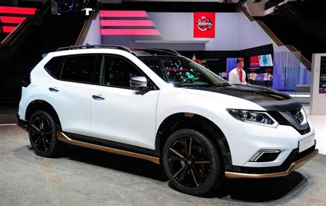 2020 Nissan X Trail by Nissan X Trail 2020 Release Date Price Exterior