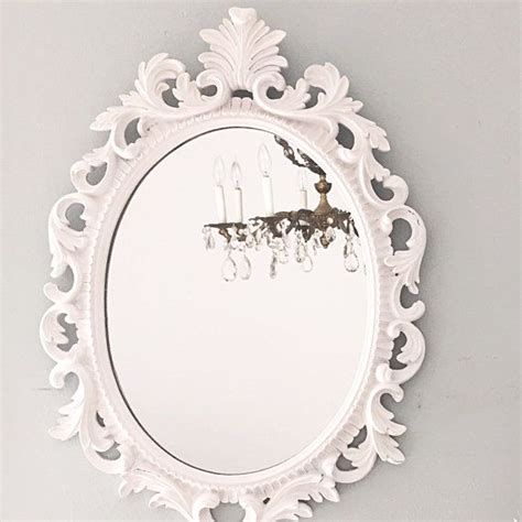 simply shabby chic mirror add a splash of french cottage glam to your home decor with this gorgeous shabby chic mirror it