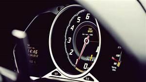 Lamborghini Aventador Speedometer Wallpaper