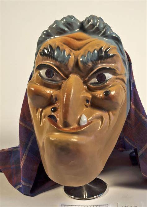 german witch mask masks   world