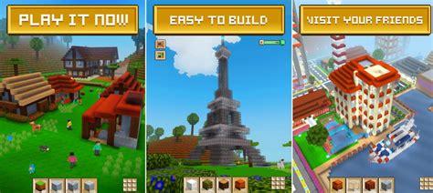 block craft 3d building mod android apk mods