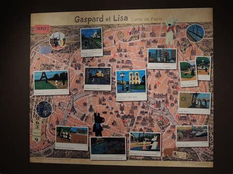 リサ と ガスパール 展