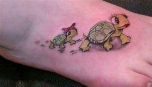 Turtle Tattoos | Girl Gloss