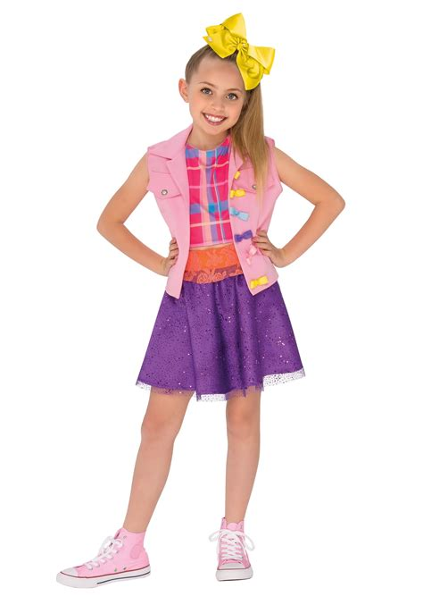 Jojo Siwa Music Video Outfit Costume for Kids