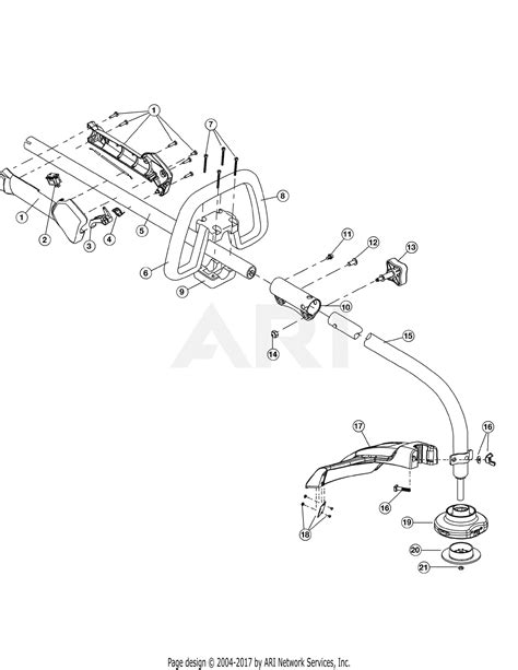 Mtd String Trimmer Adc