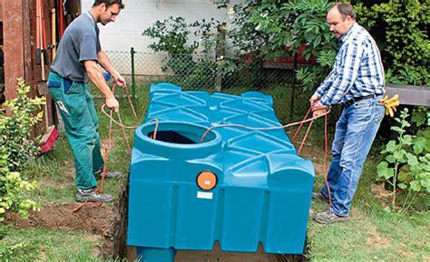 brunnen spülen mit hochdruckreiniger zisterne einbauen kosten abfluss reinigen mit