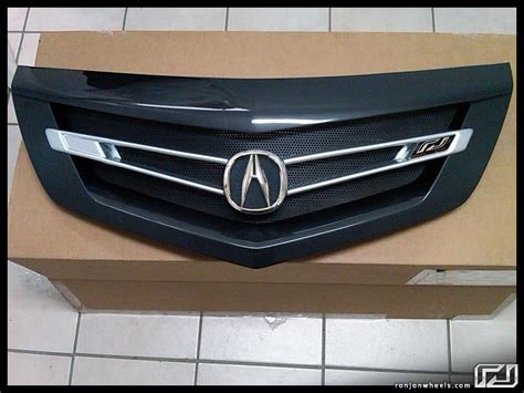 Acura Tl Aftermarket Grill by My New Custom Grill Page 2 Acurazine Acura