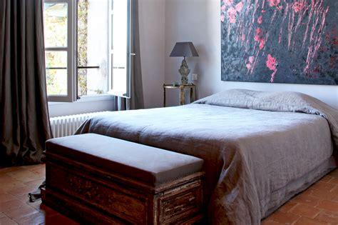 location d une chambre meubl馥 chambre a coucher gris et