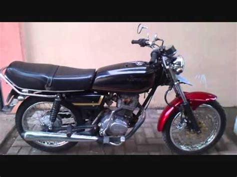 Modifikasi Gl 100 Racing by Racing Motorcycle Modifikasi Honda Gl 100 Tahun 79