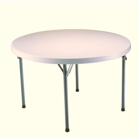 shop lifetime products 46 in x 46 5 in circle steel white