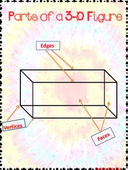 dimensional figures  math   angle tpt