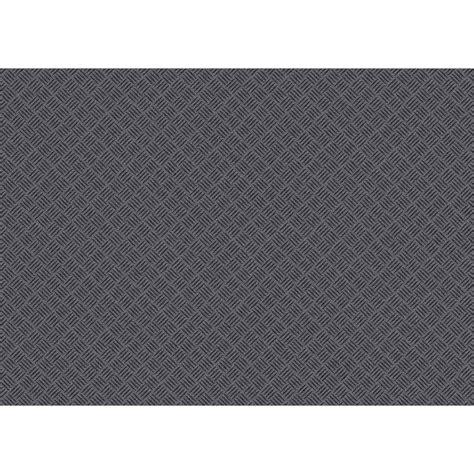 plate rubber mat trafficmaster black 36 in x 48 in rubber deck plate mat