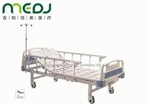 Single Crank Manual Hospital Bed Mjsd05  Foot