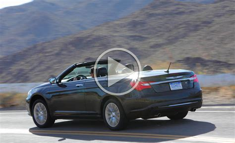 2011 Chrysler 200 Review by 2011 Chrysler 200 Convertible Review Reved
