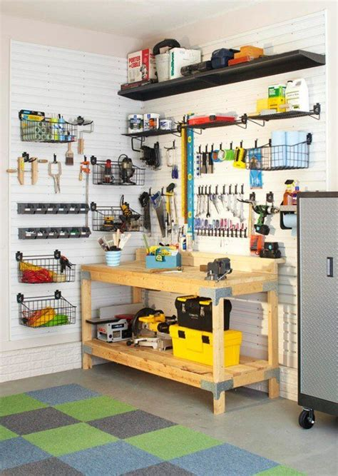 Garage Organization Tips  Casual Cottage