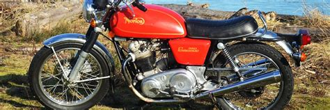 1973-74 Norton Commando 750 & 850 Parts