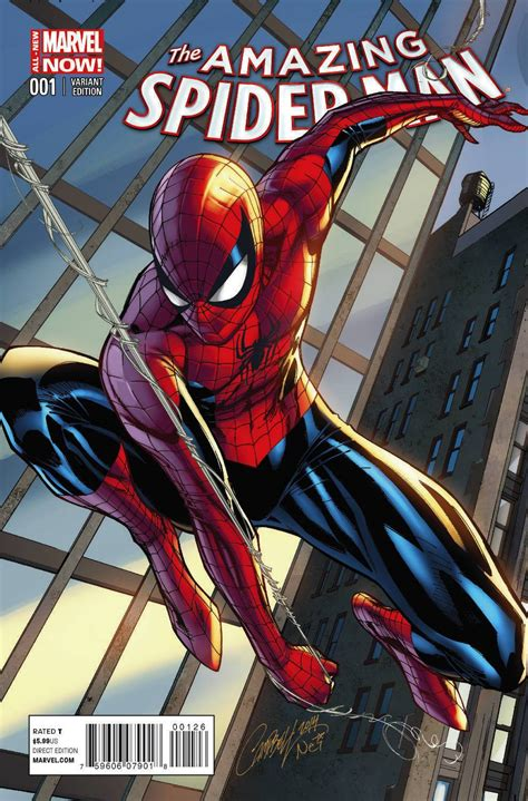 comic book review amazing spider man  web ensnares