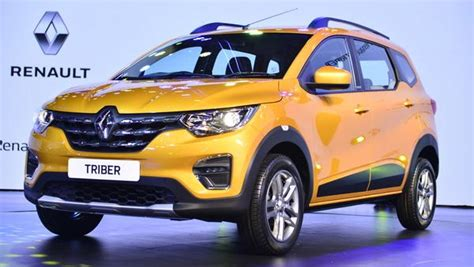 Renault Image by In Pics Renault Triber Compact 7 Seater Unveiled In India