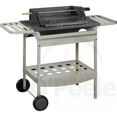 barbecue a bois en fonte barbecue charbon en fonte avec rtissoire sur pied nairobi