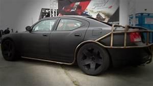Matte Fanatic: Fast Five's Matte Black Dodge Charger SRT-8