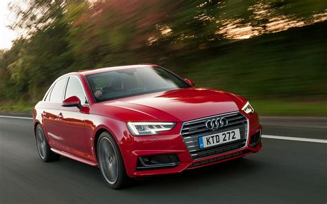 The Clarkson Review 2016 Audi A4 Quattro