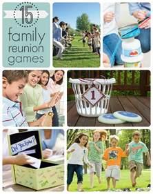 15 family reunion