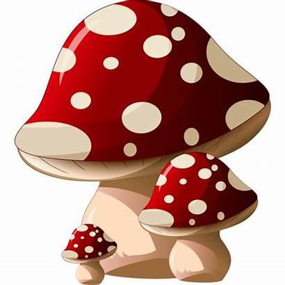 Mushroom Mushrooms Clip Stuffed