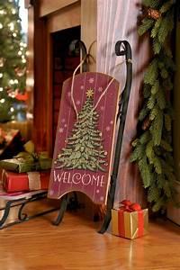 Artikel Vor Weihnachten : mit diesen ideen k nnen sie den alten schlitten ~ Haus.voiturepedia.club Haus und Dekorationen