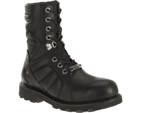 Motorcycle Boots : Harley-davidson Men's Vance Waterproof Leather Fxrg