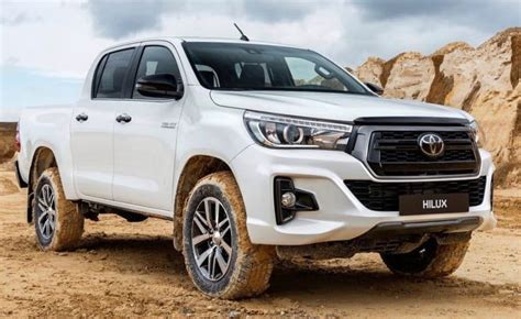 Conquer all types of terrains with the new toyota hilux. Toyota Hilux Invincible X D/Cab Pick Up 2.8 D-4D Auto