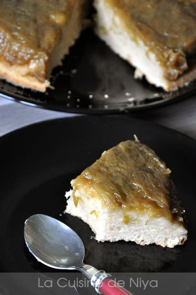 g 226 teau au yaourt de soja la cuisine de niya