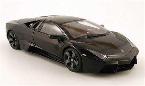 lamborghini murcielago reventon schwarz autoart modellauto