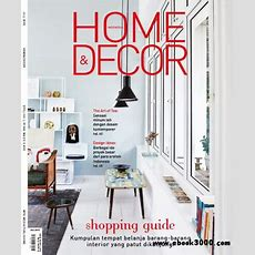 Home & Decor Indonesia Magazine July 2015  Free Ebooks