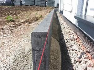 Spritzschutz Haus Material : die ersten kantsteine sind gesetzt eingangsbereich fertig wir bauen dann mal ein haus ~ Frokenaadalensverden.com Haus und Dekorationen