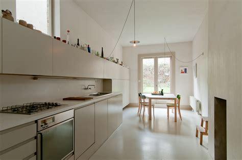 sergison bates architects  modern house