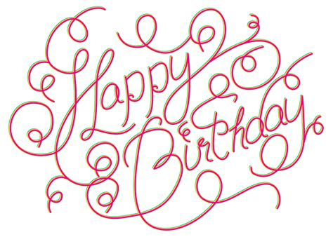 The editing tools make it simple to add text and upload photos for a more personalized birthday wish. Pin by Jenny Dame on birthday fonts   Happy birthday font, Inspirational cards, Fonts design