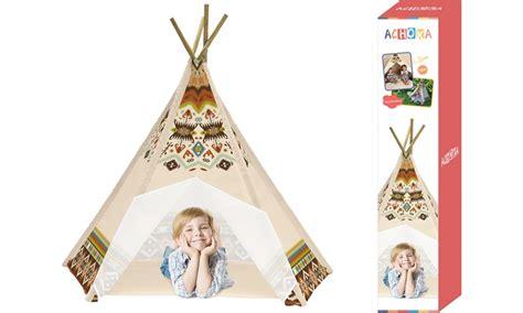 tipi tent voor kinderen groupon